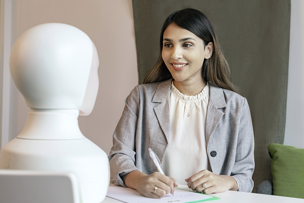 Candidate Experience with Tengai Unbiased: Interview robot Tengai challenges the recruitment industry by providing a fair, unique and unbiased candidate experience
