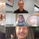The innovative HR-team at Altran creates new exciting recruitment process with AI-robot Tengai